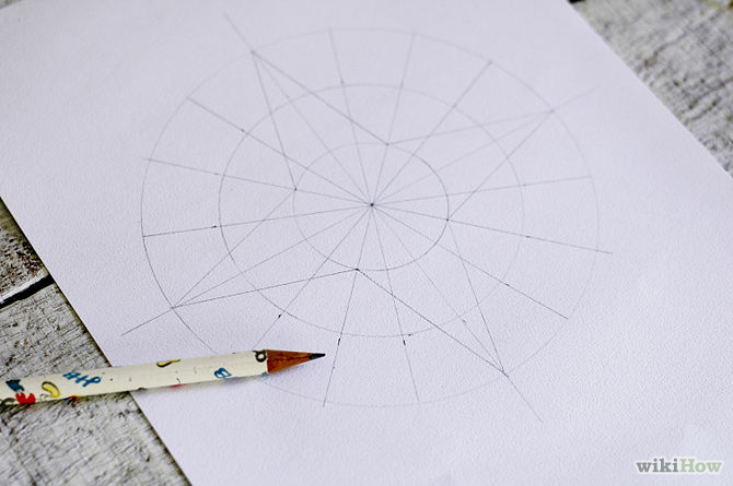 670px-Draw-a-Compass-Rose-Step-8