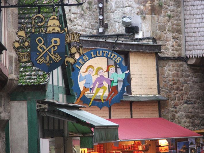 Mont Saint Michel ruas2