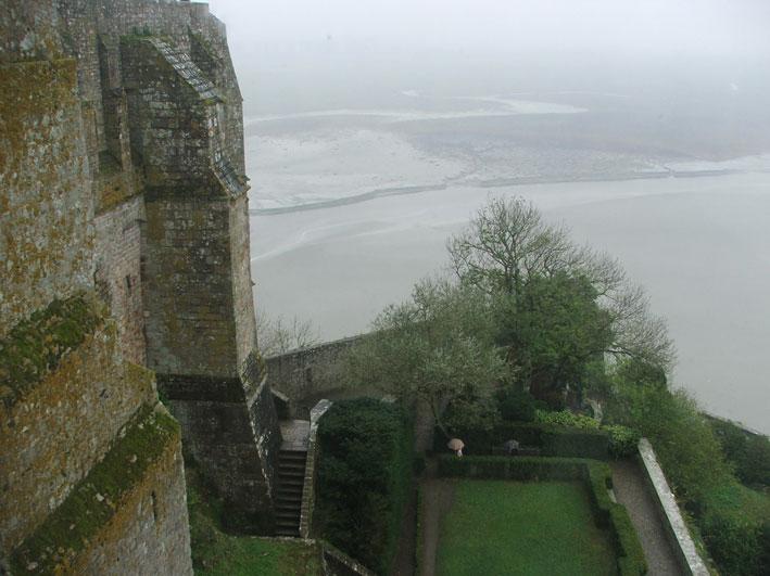 Mont Saint Michel vista2