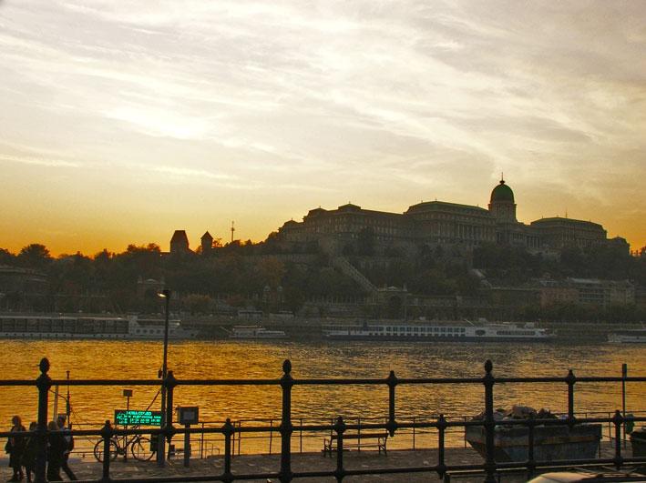 Budapeste-vista-castelo