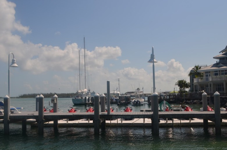 Key West pier2