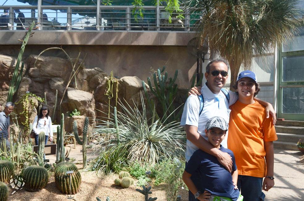 brooklyn botanic garden familia