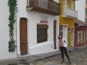 Ruas de Bogotá