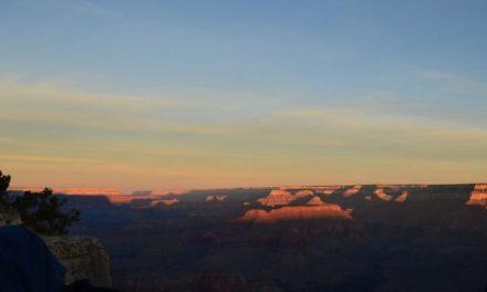 Nossa experiência no Grand Canyon South