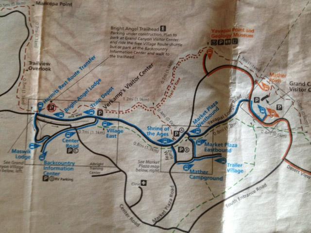 mapa GC1