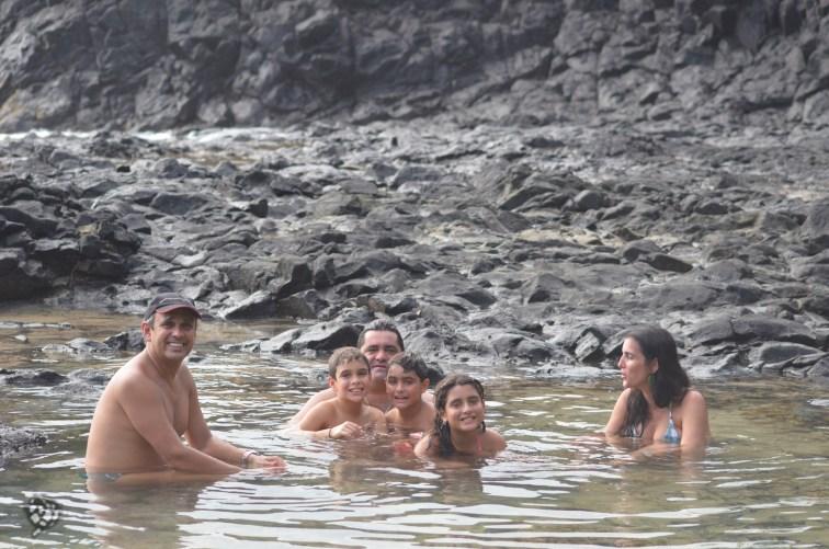 banho Baía dos Porcos