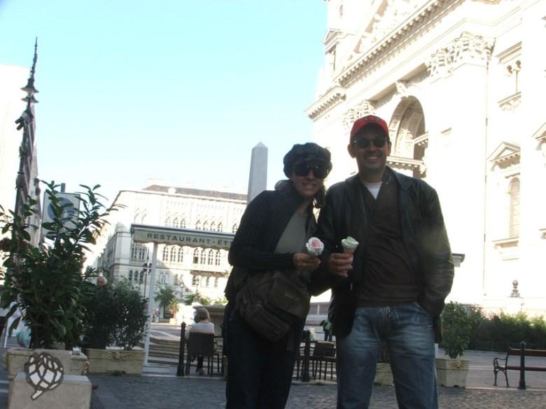 Sorvete Budapeste