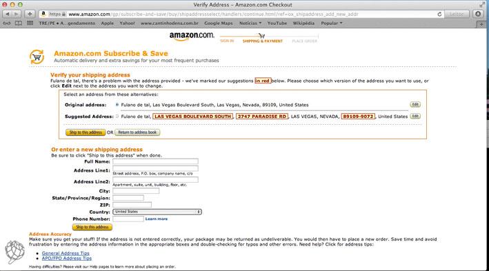 tela-Amazon-enderço-correto