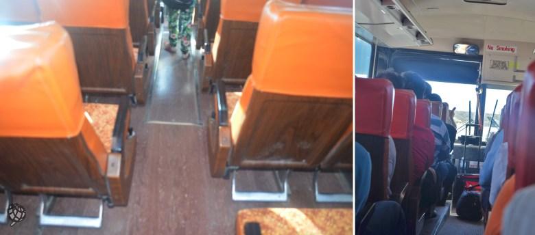 GC West onibus 2 dentro