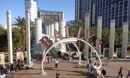 Dessa vez ficamos no Bally's em Las Vegas
