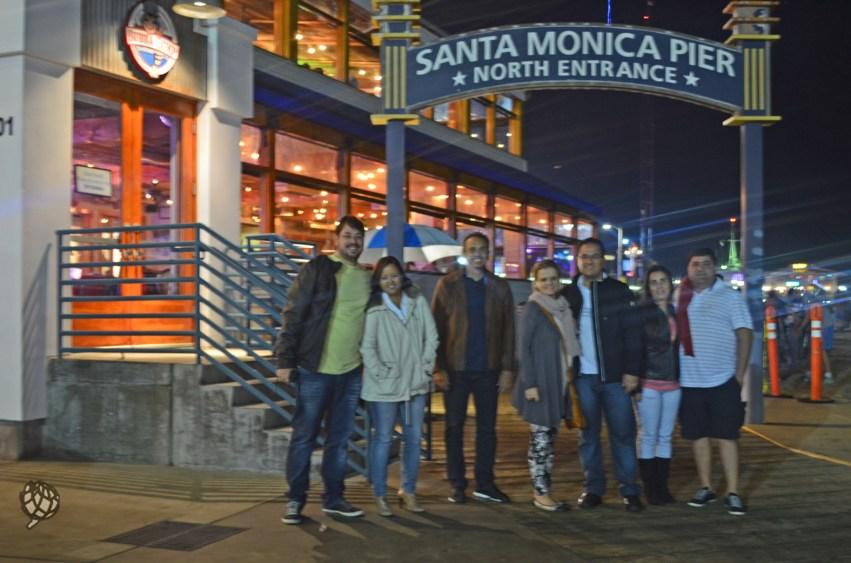 Los Angeles ST monica grupo