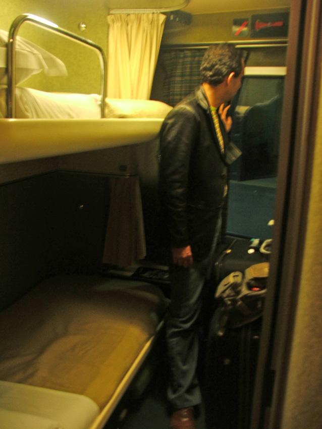 Trem pela Europa 8