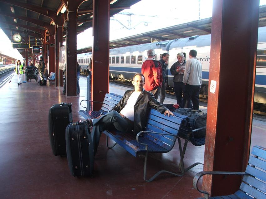 Trem pela Europa 7