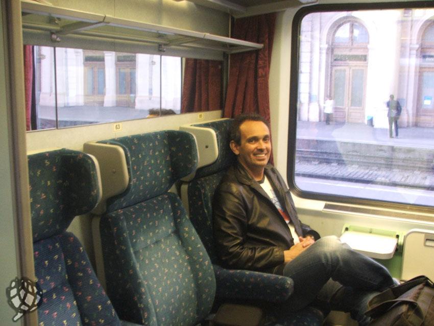 Trem pela Europa 9