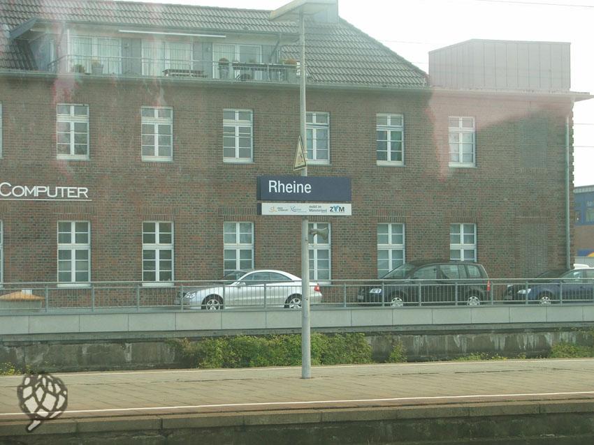 Trem pela Europa 6