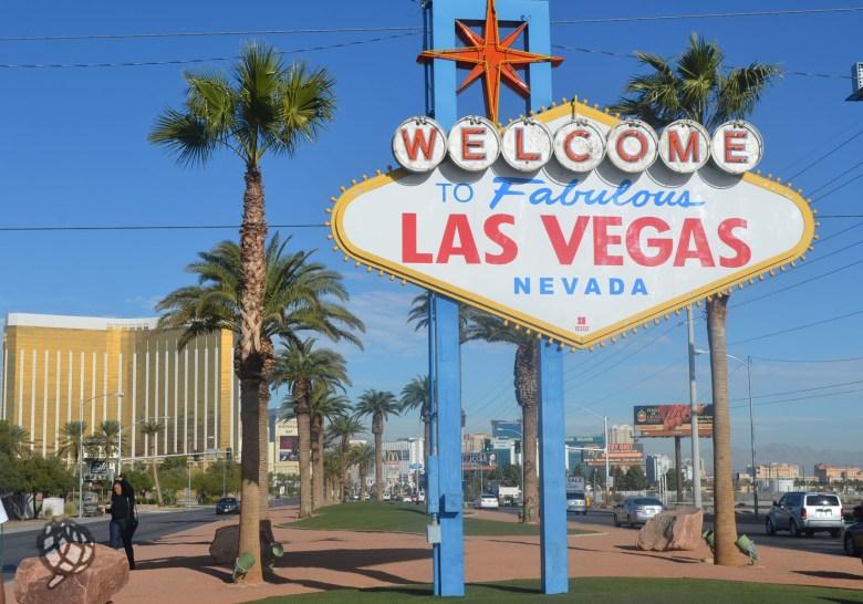 Placa Las Vegas