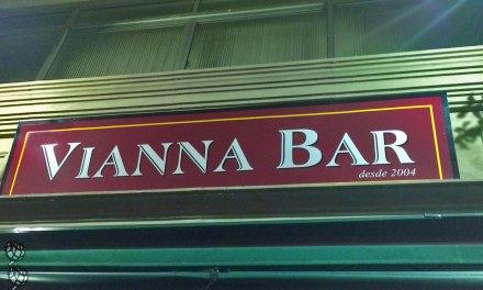 Uma noite no Vianna Bar em São Paulo