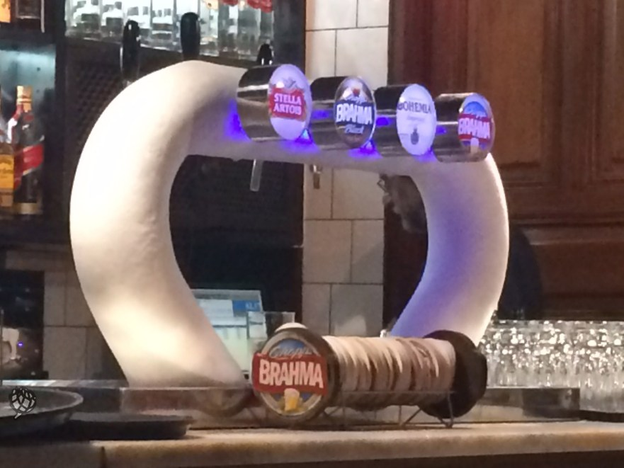 Vianna Bar serpentina de chopp
