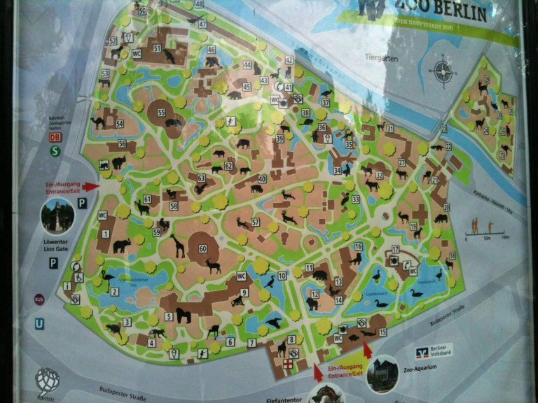 zoo berlin mapa interno
