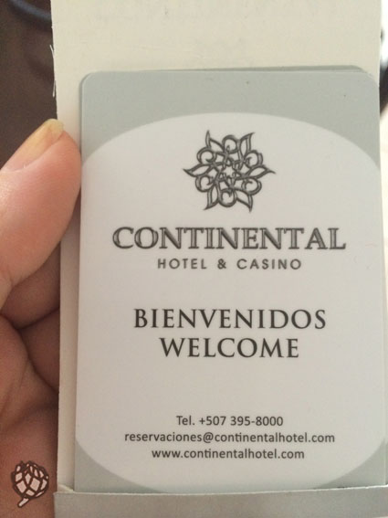 Continental chaves