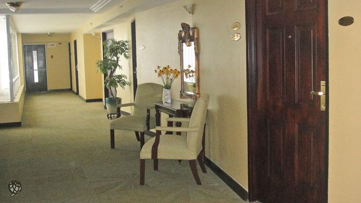 Continental hall elevadores
