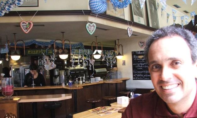Cafe Einstein em Viena – onde tudo começou