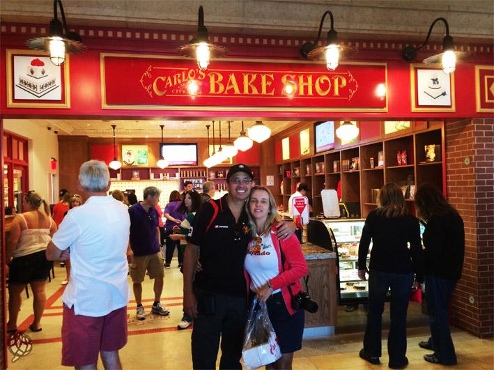 Carlo's Bake shop fachada