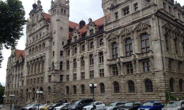 Hotel em Leipzig na Alemanha