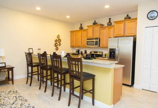 casa-alugada-em-Orlando-cozinha