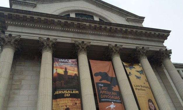 Como foi nossa visita ao Museu de História Natural de Washington