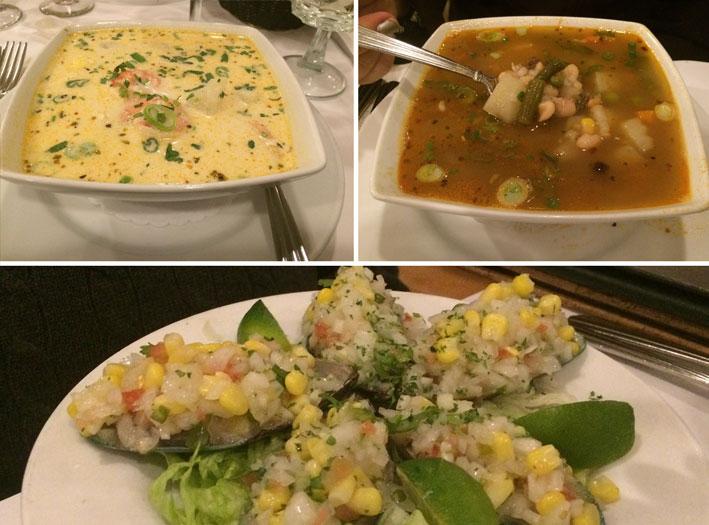 Onde-jantar-em-Washington-El-Chalan-entrada