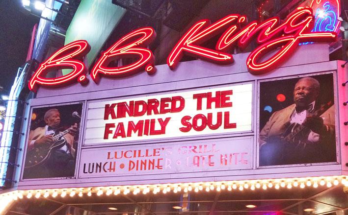 Como é um show de Blues no B.B. King Night Club em New York