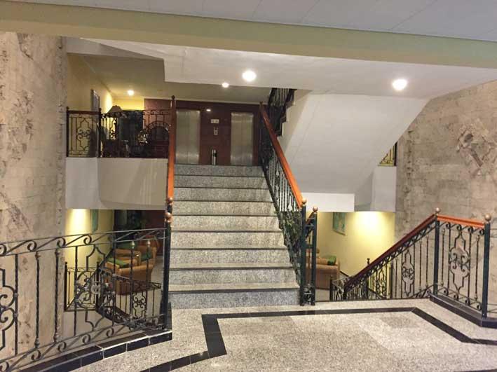Hotel-em-San-Andres---GHL-Sunrise-hall-elevador