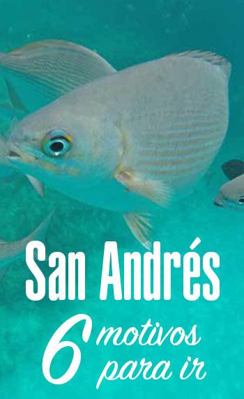 6 motivos para ir a San Andrés