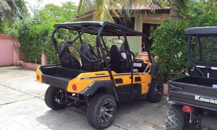 3 meios de transporte em San Andrés além dos barcos