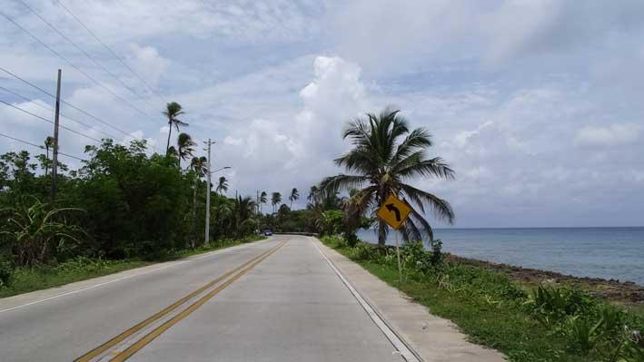 o-que-fazer-em-San-Andres-sem-sair-da-ilha-estrada
