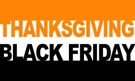 Como vimos o Thanksgiving e a Black Friday nos Estados Unidos