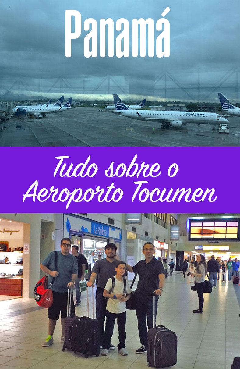 Tudo sobre o Aeroporto Tocumen no Panamá