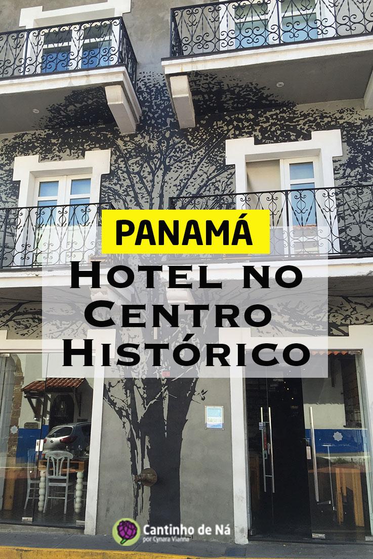 Hotel no Panamá