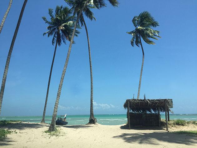 Praia de Patacho