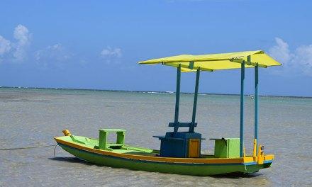 Maragogi e as praias próximas do litoral Sul