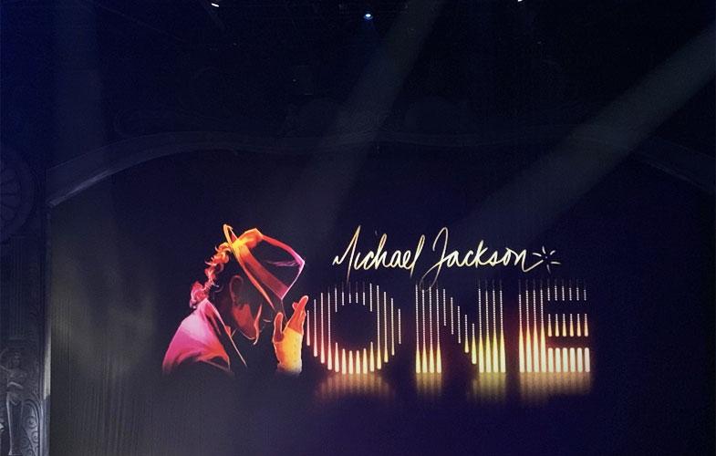Shows em Las Vegas Michael Jackson ONE