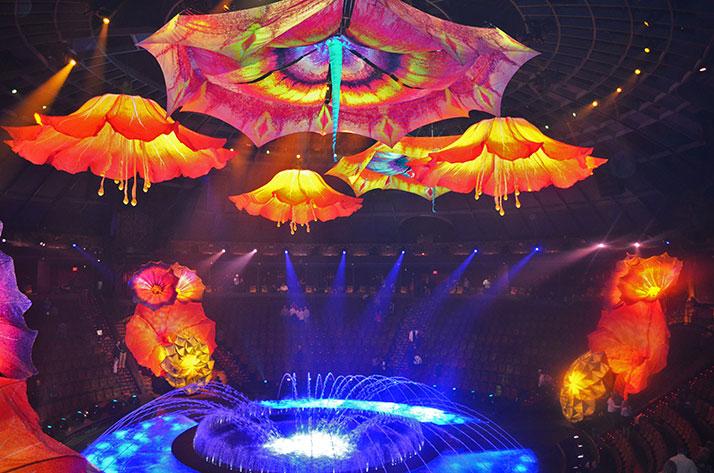 Shows em Las Vegas que já assistimos