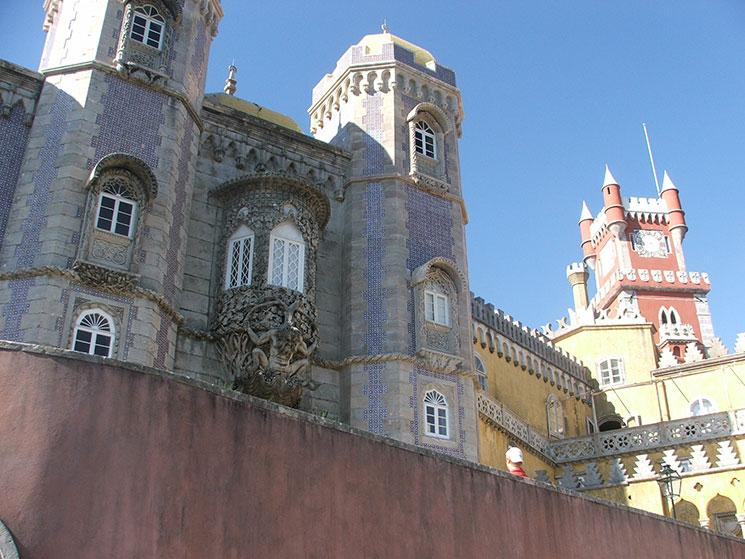 Castelo da Pena Sintra