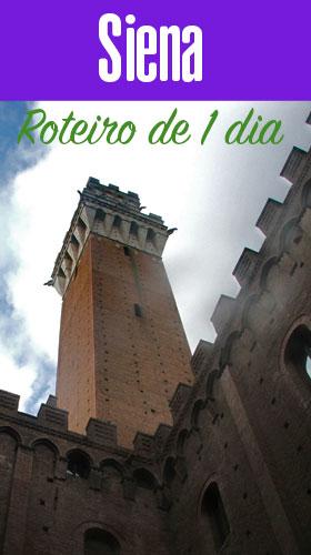 Um dia em Siena