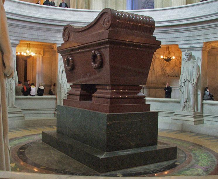 Les Invalides, onde fica o túmulo de Napoleão