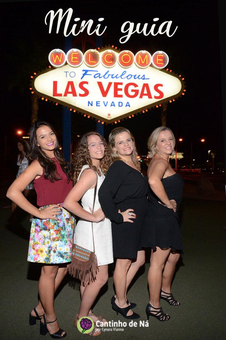 Mini guia sobre Las Vegas