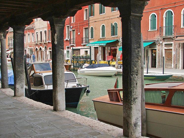 Murano. Será que é uma mini Veneza mesmo?