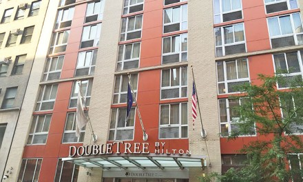 Hotel em New York – Double Tree by Hilton