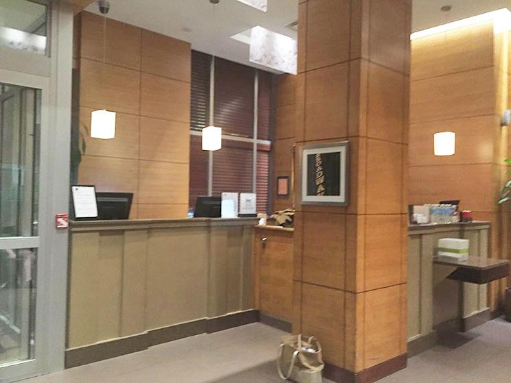 Hotel-em-New-York-Double-Tree-Hilton-lobby